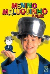 Cartaz do Filme: Menino Maluquinho
