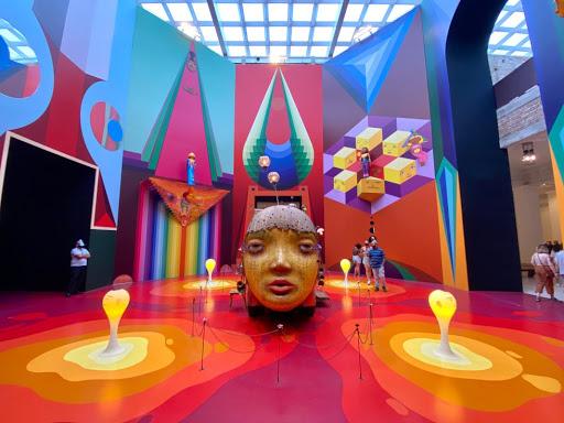 FONTE: Pinacoteca libera tour virtual da nova exposição