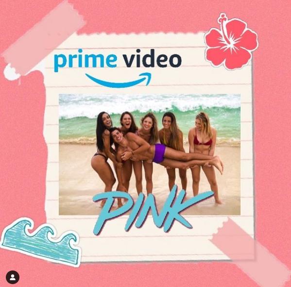 Reprodução: Instagram - @pinkamordeverao