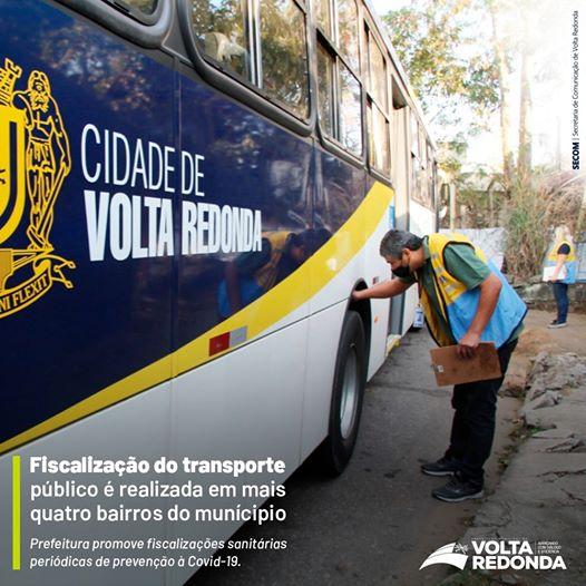 Foto/Divulgação: Prefeitura Municipal de Volta Redonda