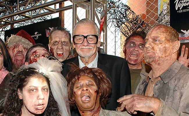 George A. Romero. Fonte: Getty Image