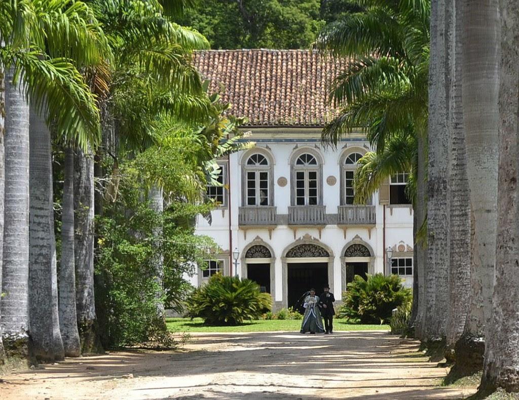 Hotel histórico em Vassouras (Foto: divulgação assessoria)