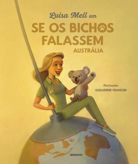 Capa do livro 'Se os bichos falassem'