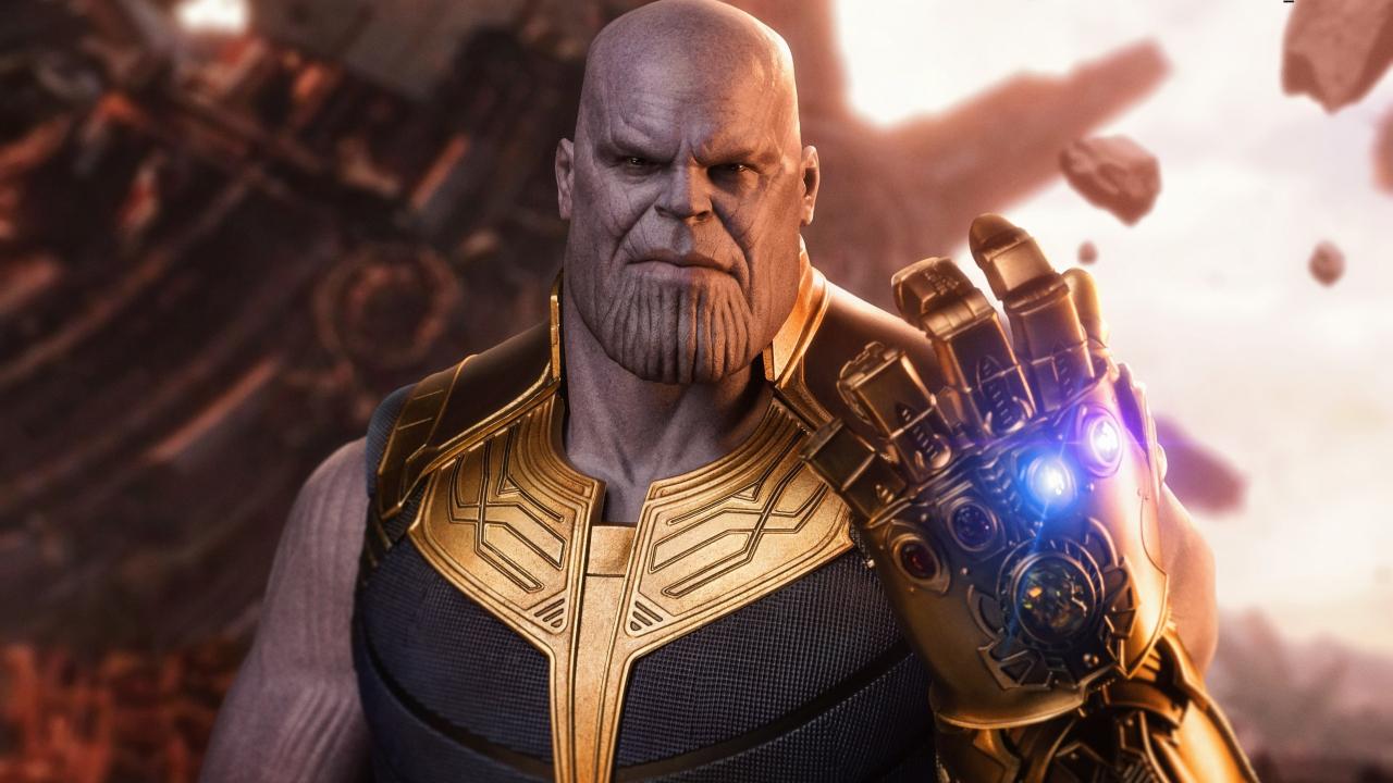 Thanos / Reprodução: Marvel Studios