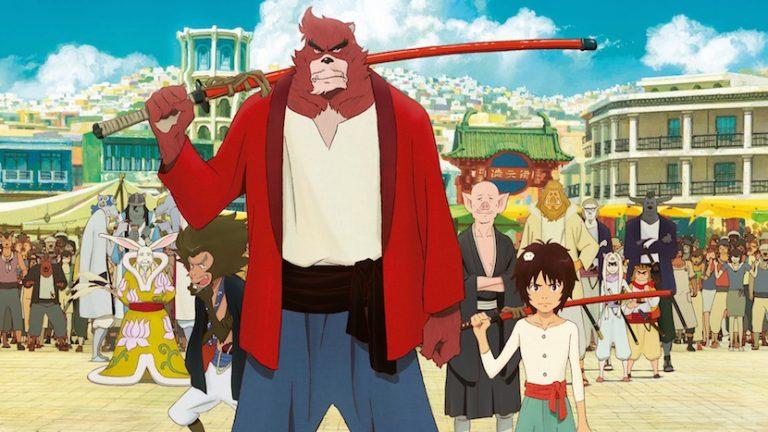 O Rapaz e o Monstro / Fonte: Studio Chizu