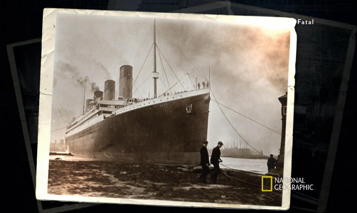 Fotografias antes nunca vistas foram reveladas (Foto: Reprodução/ National Geopraphic)