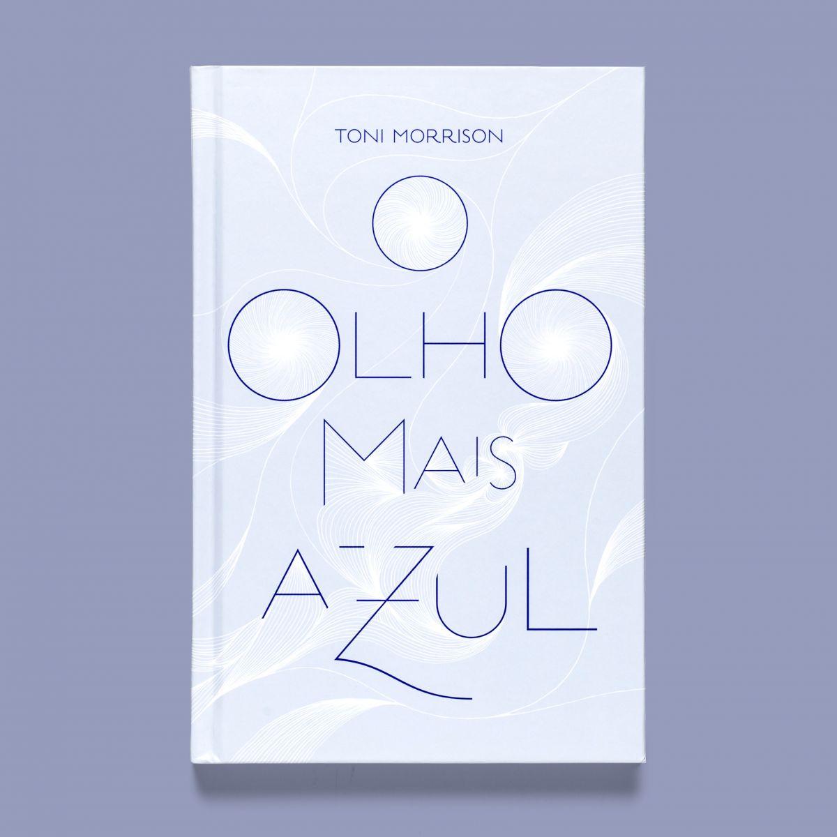Capa do livro: O olho mais azul// edição da TAG