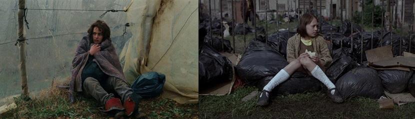 'Os Renegados' e 'O Lixo e o Sonho' (Foto: Pinterest)