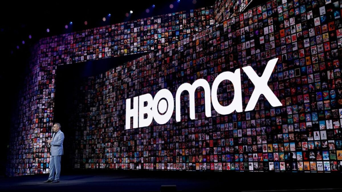 Apresentação do serviço HBO Max. Foto: Reprodução/ Café com Nerd)