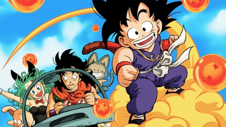 Dragon Ball - Série Animada (1986) - Akira Toriyama
