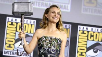Thor: Amor e Trovão : Filme terá Jane Foster como a poderosa Thor