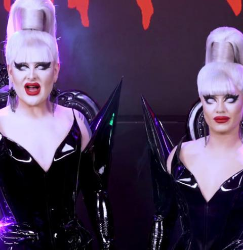 Dragula, reality show que mistura glamour e terror