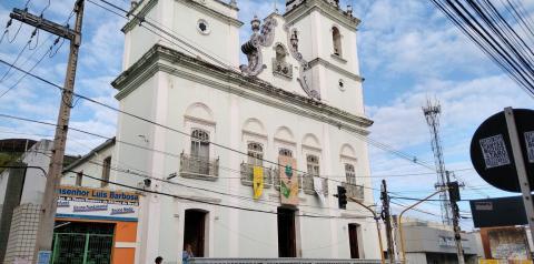 A Igreja Nossa Senhora do Rosário dos Pretos é exemplo da história do Brasil