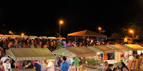Vem Pro Parque: eventos culturais no interior do Mato Grosso