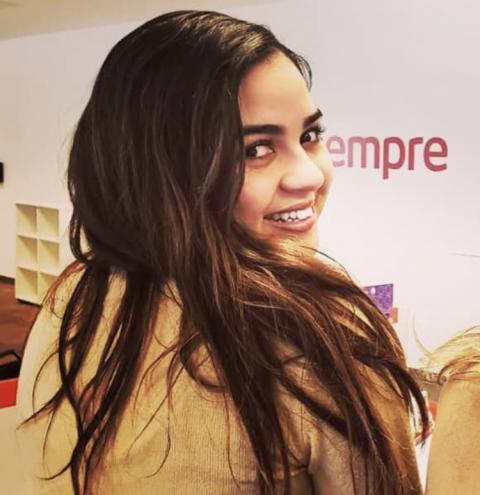 Gabriela Letícia: conheça a finalista do Sua Voz Bradesco