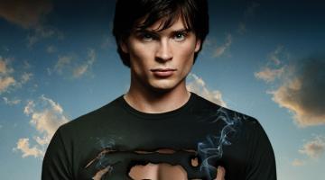 Tom Welling reprisa papel de Clark Kent da série