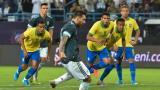 Brasil perde e amarga pior jejum de vitórias desde 2012