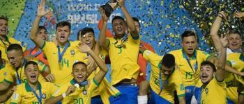 É CAMPEÃO! Brasil vira para cima do México e é tetracampeão mundial sub-17
