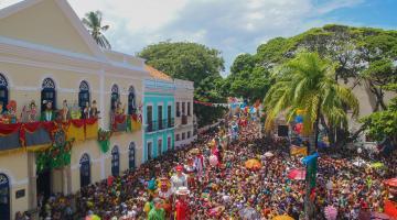 Carnaval de Olinda: Tradição da Cultura Popular confira as atrações de 2020