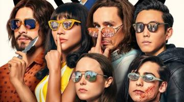 Umbrella Academy: a série se encontrou na sua segunda temporada abraçando o humor e ação
