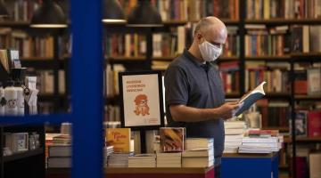 O aumento de leitores e a compra de livros no Brasil durante a pandemia