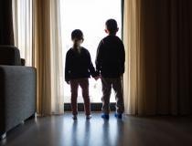 A Realidade de crianças e adolescentes que foram abandonadas