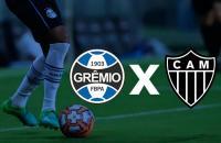 Confronto entre Grêmio e Atlético-MG interfere na parte de cima da tabela do Brasileirão