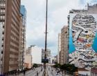 Cidade de São Paulo reflete a revolução estética da arte