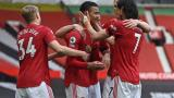Em grande partida de Greenwood, Manchester United vence o Burnley em casa e reduz desvantagem para o Manchester City