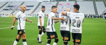 Corinthians vence e elimina o Novorizontino do Paulistão