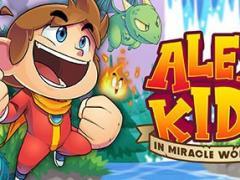 Alex Kidd In Miracle World DX chegará primeiro ao Brasil