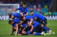 Itália goleia a suíça e se classifica para a próxima fase da Eurocopa