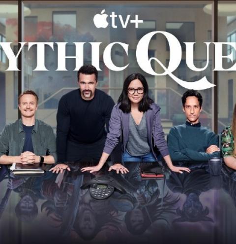 Mythic Quest ganha teaser