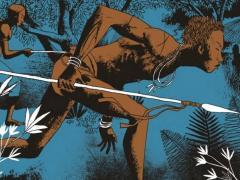 A história negra contada em quadrinhos por Marcelo D'Salete