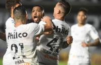 Santos domina partida e vence o São Paulo pelo Brasileirão