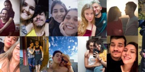 O amor nos tempos de pandemia - A história de casais que se conheceram em meio ao vírus