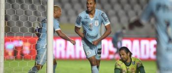 Santos goleia a Juazeirense pela Copa do Brasil