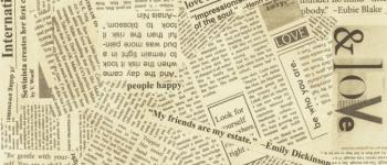 O baque dos micro jornais no período pandêmico