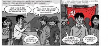 Sendero Luminoso - História de uma guerra suja - conheça a HQ que retrata uma das guerrilhas mais violentas do Peru