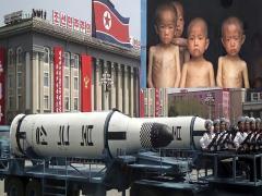 Coreia do Norte: O contraste entre a riqueza bélica e a pobreza do povo