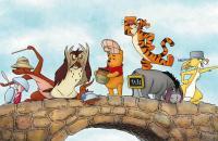 """A psicologia no desenho animado do """"Ursinho Pooh"""""""