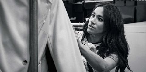 Iniciativa fashion: Meghan Markle criará linha de roupas para ajudar instituição