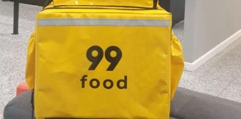 99 lança serviço para entrega de comida