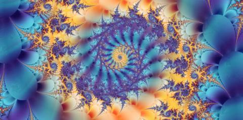 Matemática mostra como o universo é fractal e imprevisível