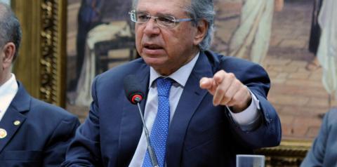 Paulo Guedes defende reforma da Previdência em audiência pública na Câmara
