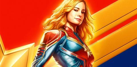 Capitã Marvel 2 entra em desenvolvimento