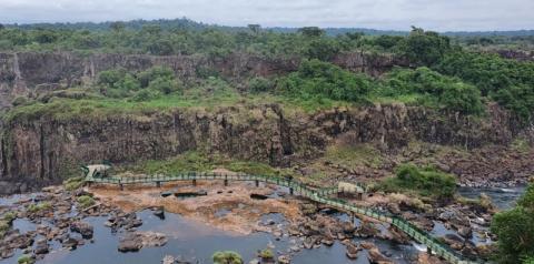 Cataratas do Iguaçu: o destino do mundo está diferente