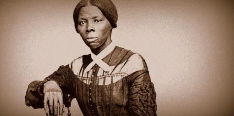Harriet Tubman: um símbolo de luta