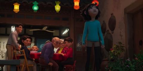 """Animação da Netflix """"A Caminho da Lua"""" ganha trailer emocionante; veja"""