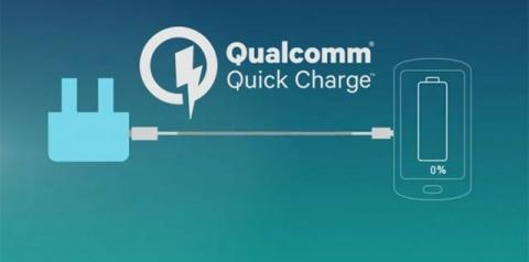 Quick Charge 5 promete carga completa da bateria em 15 minutos